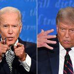 트럼프 VS 바이든: 미국 대선 1차 TV토론이 막말 난장판이