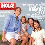 La llamativa declaración sobre Julio Iglesias de la portada de Chábeli en