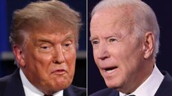 Biden Responds To Trump's Late-Night Tweetstorm With A Single Scathing