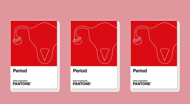 Pantone Launches Period Shade To End Menstruation Taboos