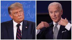 """大統領選討論会、""""もうろくしたバイデン像""""が覆される結果に"""