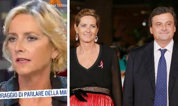 """Violante, moglie di Calenda: """"Ho vissuto il cancro come una punizione. Mi chiedevo"""