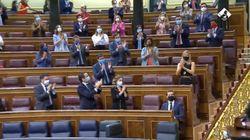 Bronca en el Congreso después de que Casado pidiera retirar del diario de sesiones las