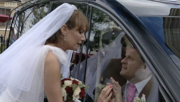 EastEnders Just Pulled Off The Most 2020 Wedding Ever
