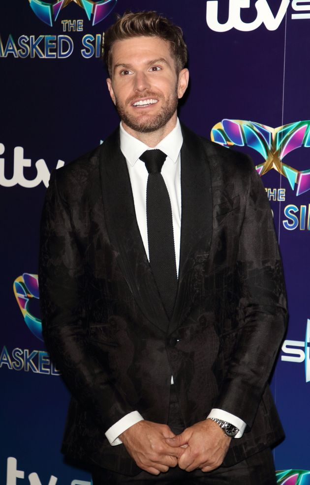Joel Dommett Shares Exciting Update About The Masked Singers Second Series