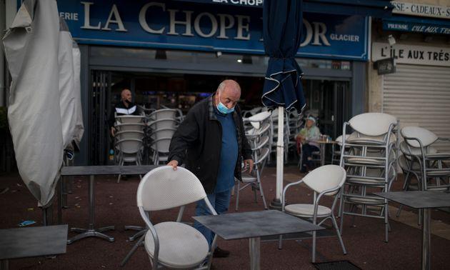 Le recours contre la fermeture des bars et restaurants à Marseille (ici le 27 septembre) et Aix-en-Provence...