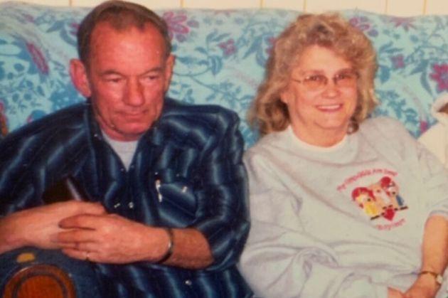 James Helm Sr. et Sandra