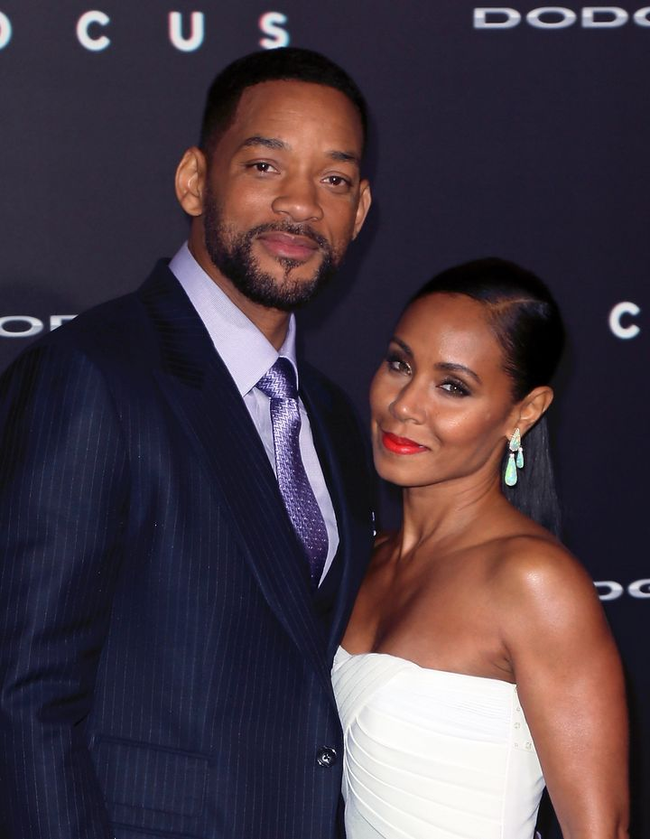 After a brief separation, Will Smith and Jada Pinkett Smith reconciled.