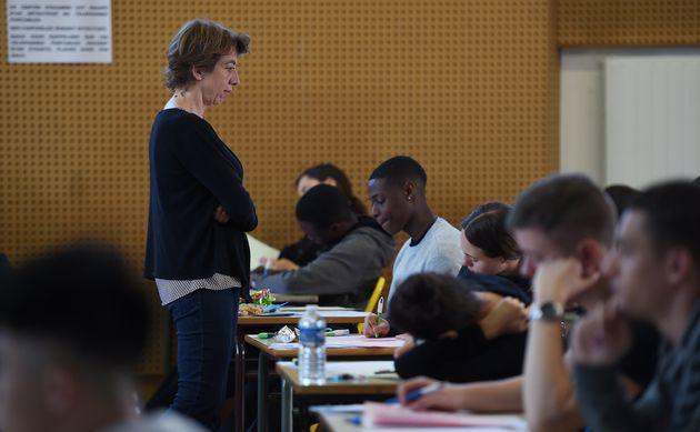 Le ministère de l'Éducation nationale a dévoilé le calendrier du baccalauréat 2021 (Image d'illustration:...