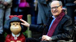 Morre, aos 88 anos, Quino, cartunista criador da