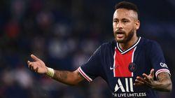 Neymar visé par le fisc espagnol pour une dette de 34 millions