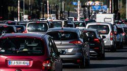 À Grenoble, une voie d'autoroute réservée au covoiturage en cas de