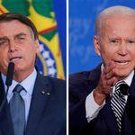 Bolsonaro diz que Biden 'abre mão de convivência cordial' com declaração sobre