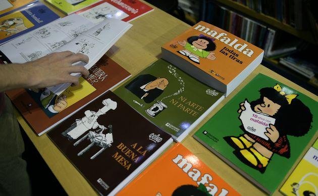 Πέθανε ο σκιτσογράφος Κίνο, ο «μπαμπάς» της