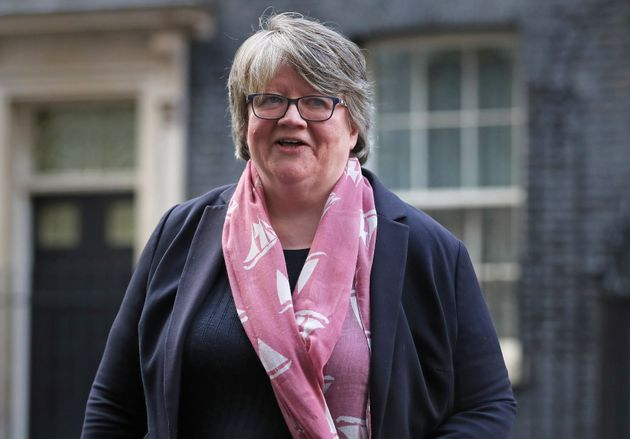 Cabinet Minister Accused Of Fresh Covid Confusion After Go Back To Work' Call