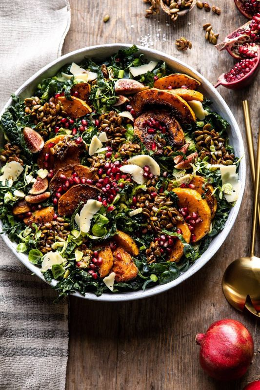 Autumn Salad Recipes That Wont Leave You Hungry