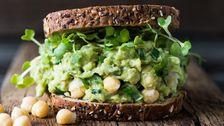 Vegan And Vegetarian Sandwich Recipes That Make Lunch Less Boring