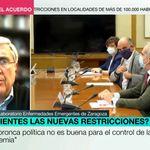 El pesimista augurio del experto Juan José Badiola si no se toman