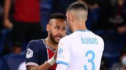 Aucune sanction contre Neymar et Alvaro après les accusations de propos