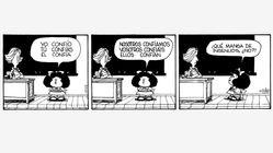 Mafalda, la rebelde de la sopa con la que Quino sigue conquistando el