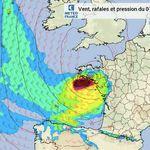 La tempête Alex, attendue dans la nuit de jeudi, menace le Nord-Ouest de la