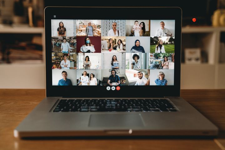 There's an easy way to blur your background if you use Google or Microsoft Teams for your work meetings.