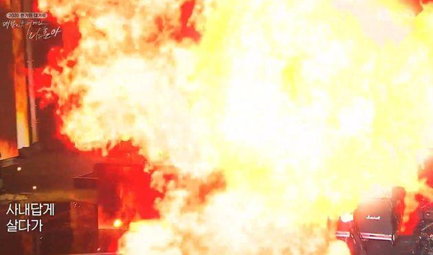 시청률 29% 폭발한 '대한민국 어게인 나훈아'의 레전드 연출은