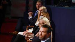トランプ大統領の4人の子どもたち、マスクをせずに討論会に参加していた