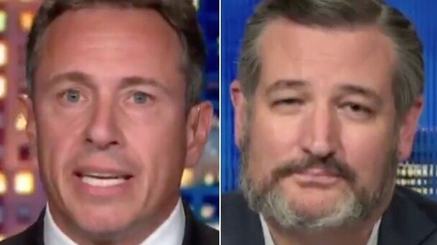 Chris Cuomo Calls Out Ted Cruz To His Face As Interview Gets Heated In A Hurry