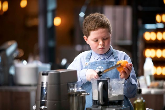 Ben Bolton from Victoria has become a fan favourite on 'Junior MasterChef
