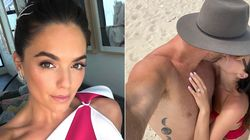 Ex Neighbours Star Olympia Valance Gets