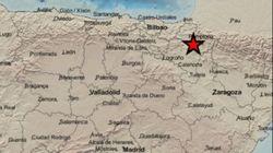Un terremoto de 4,3 grados de intensidad y epicentro en Navarra se deja notar en Aragón y La
