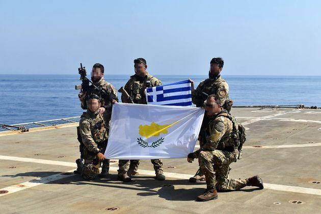 Η Κύπρος, η Ελλάδα, η Γαλλία και η Ιταλία συμφώνησαν να προχωρήσουν σε κοινή επιχειρησιακή παρουσία στην...