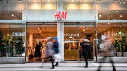 H&M chiuderà 250 negozi nel 2021, il 5% del