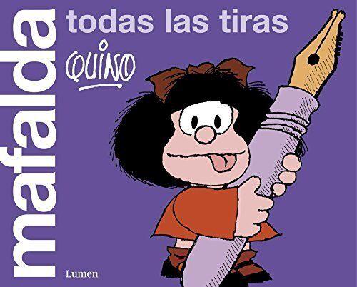 'Mafalda. Todas las tiras', de Quino (2011)