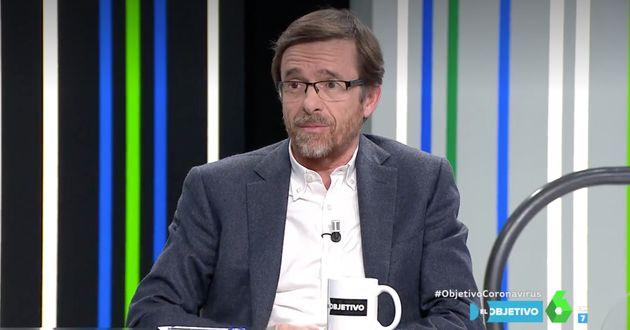José Ramón Arribas, jefe de Enfermedades Infecciosas del Hospital de La Paz de