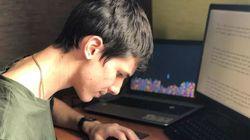 Davide, a 18 anni è campione mondiale di matematica:
