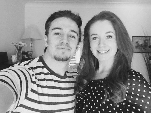 James Brindley and his sister Charlotte.