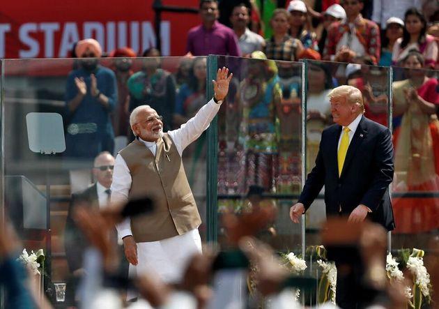 Narendra Modi, el primer ministro de la India, comparte el instinto autoritario de Donald Trump y saldrá...