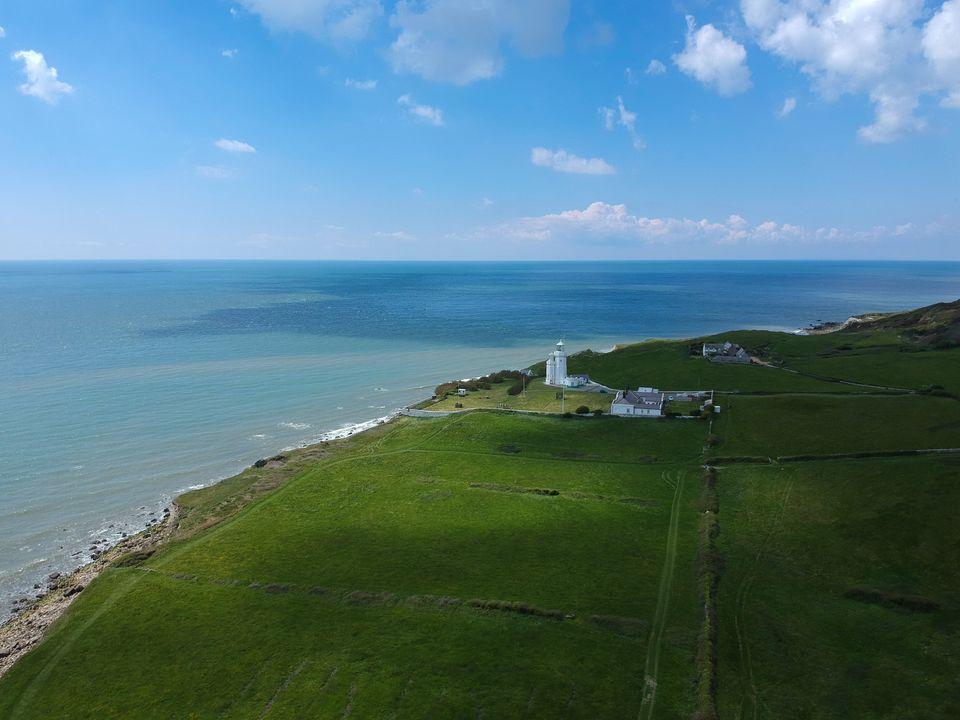St. Catherines Lighthouse, Isle of