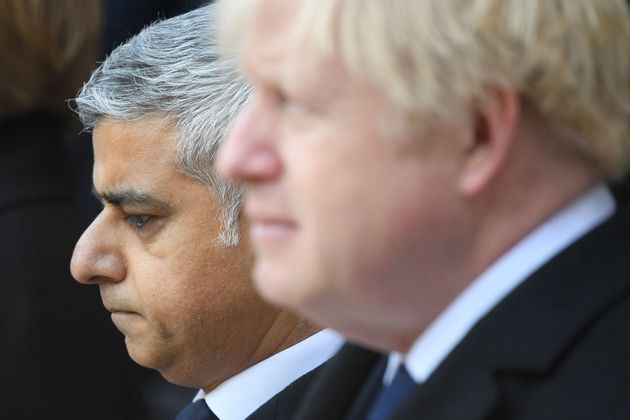 Ministers Ignored Plea To Lock Down London Because It's A Labour City, Hints Sadiq