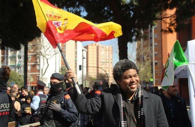 Sayde, el desertor chino-cubano de Vox: