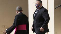 Grande freddo tra Vaticano e Usa. Neanche un faccia a faccia Parolin/Pompeo (di M.A.
