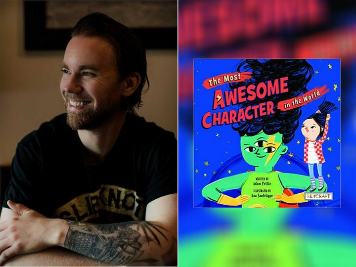 "Saskatoon author Adam Pottle is asking people to not buy his latest book, ""The Most Awesome Character In The World."" Pottle claims that U.S. publisher Reycraft Books would not remove a character's illustration that may be seen as a racist stereotype."