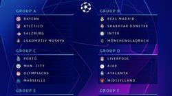 Barça y Atlético, los más perjudicados en el sorteo de la