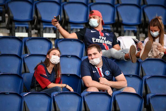 Retour du public selon les réglementations locales pour la Ligue des champions (Photo d'illustration...