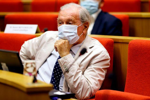 Jean-Francois Delfraissy (ici lors de son audition par la commission d'enquête su Sénat...