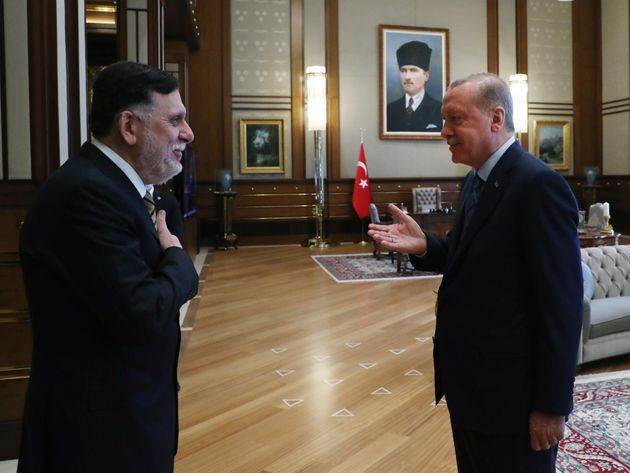 Πρωτοκόλληση στον ΟΗΕ του τουρκολιβυκού συμφώνου – Πηγές ΥΠΕΞ: «Δεν το καθιστά