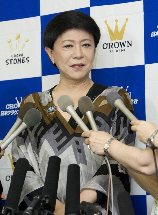 美川憲一さん(=2012年09月05日撮影)