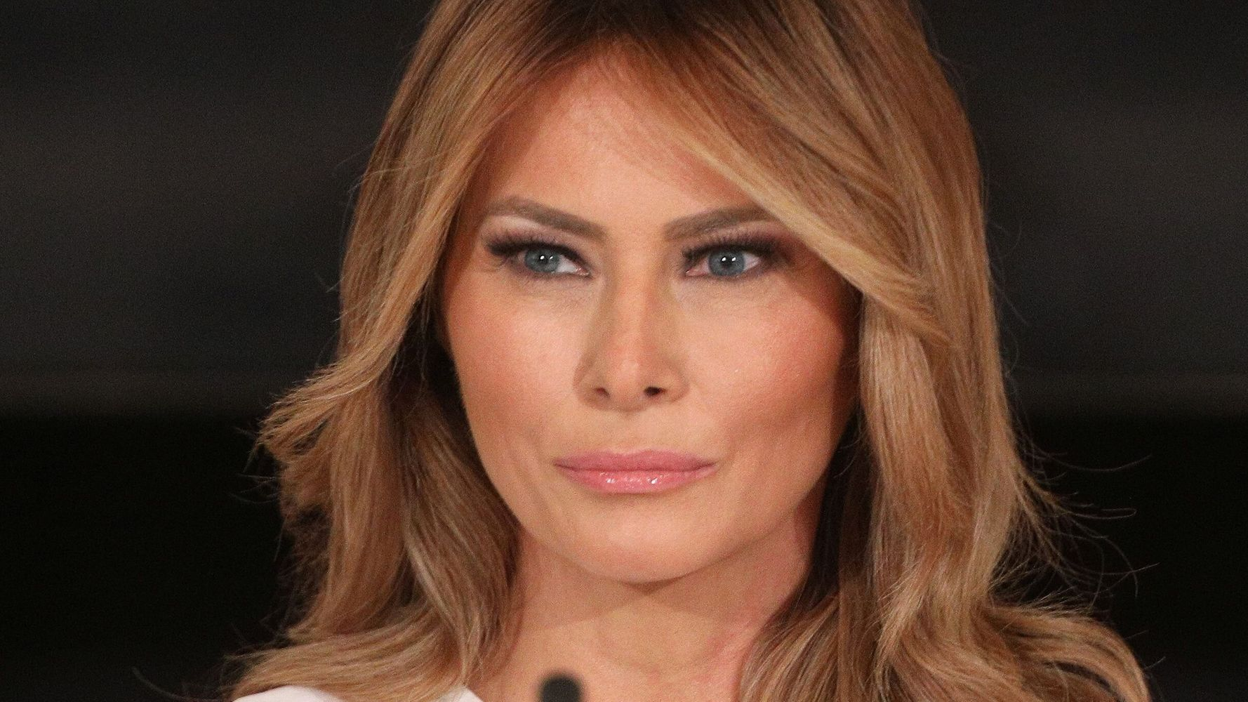 Melania Trump Nixes Campaign Trip Due To Lingering COVID-19 Cough